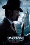 Sherlock Holmes: A Game of Shadows Affiches