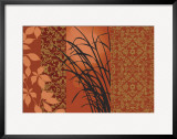 Decorative Autumn Framed Giclee Print by Edward Aparicio