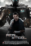 Real Steel Affiches