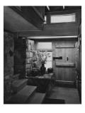 House & Garden - June 1950 Regular Photographic Print by André Kertész