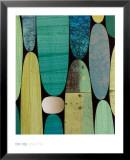 Kaltes Wasser Kunstdrucke von Rex Ray