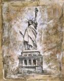 Liberty Posters par Marta Wiley