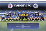 Rangers-Team Photp 2011-2012 Photo