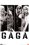 Lady Gaga - Photo Bars Poster