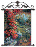 Abundant Spring Wall Tapestry