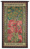 Woodpecker Wall Tapestry by William Morris