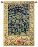 Garden Of Delight Wall Tapestry
