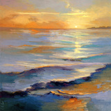 Ocean Overture Reproducción por Vicki McMurray