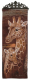 Giraffe Wall Tapestry