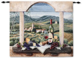 Vin de Provence Wall Tapestry
