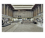 Tempelhof Premium Giclee Print by Michael Belhadi