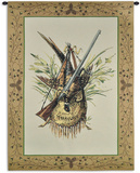Hunting Gear Wall Tapestry