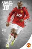 Manchester United-Young 11-12 Prints