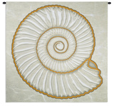 Ammonite Wall Tapestry