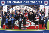 Rangers-SPL Champs 2011 Prints