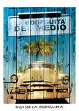 La Bodeguita Posters by Bresso Sola