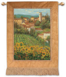 Provencal IV Wall Tapestry