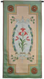 French Lily Wall Tapestry