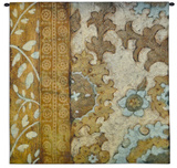 Gilded Sari Wall Tapestry