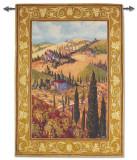 Tuscan Hillside Wall Tapestry