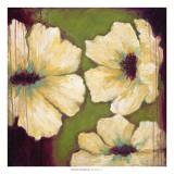 Blooms II Poster von Wani Pasion