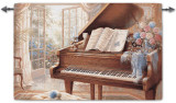 Sunlight Sonata Wall Tapestry