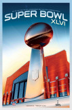 Super Bowl XLIVI - 2012 ThemeArt Prints