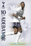 Tottenham-Adebayor 2011-2012 Posters