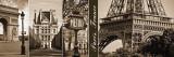 A Glimpse of Paris Art par Jeff Maihara
