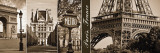 A Glimpse of Paris Art by Jeff Maihara