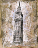 Big Ben Posters by Marta Wiley