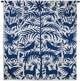 Otomi Royal Wall Tapestry