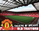 Manchester United-Interior Print