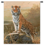 Regal Tiger Wall Tapestry