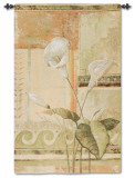 Le Jardin Botanique Wall Tapestry