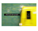 Alexanderplatz Premium Giclee Print by Michael Belhadi