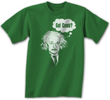 Albert Einstein - Got Comb Shirt