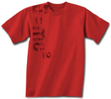 Albert Einstein - EMC2 T-shirts