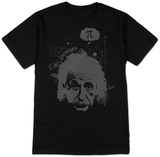 Albert Einstein - PI T-shirts