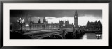 London Framed Photographic Print by Jerry Driendl