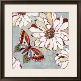 Vintage Butterfly II Prints by Lee Speedwell