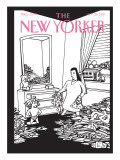New Yorker Cover - September 26, 2011 Premium Giclee Print by Bruce Eric Kaplan