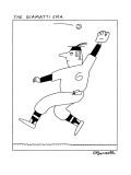 The Giamatti Era - New Yorker Cartoon Premium Giclee Print by Charles Barsotti
