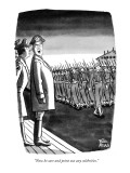 """Now be sure and point out any celebrities."" - New Yorker Cartoon Premium Giclee Print by Peter Arno"