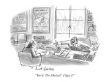 """"""" 'Incest: The Musical!' I love it!"""" - New Yorker Cartoon Premium Giclee Print by Mort Gerberg"""