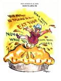 Mom 'n' Apple Pie - New Yorker Cartoon Premium Giclee Print by Lee Lorenz