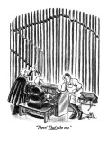 """""""There! That's the one."""" - New Yorker Cartoon Premium Giclee Print by Ed Fisher"""