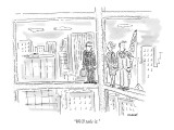 """We'll take it."" - New Yorker Cartoon Premium Giclee Print by Robert Mankoff"