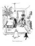 &quot;I have a taste for luxury.&quot; - New Yorker Cartoon Premium Giclee Print by George Booth