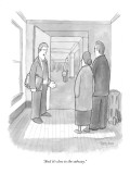 """And it's close to the subway."" - New Yorker Cartoon Premium Giclee Print by Jason Patterson"